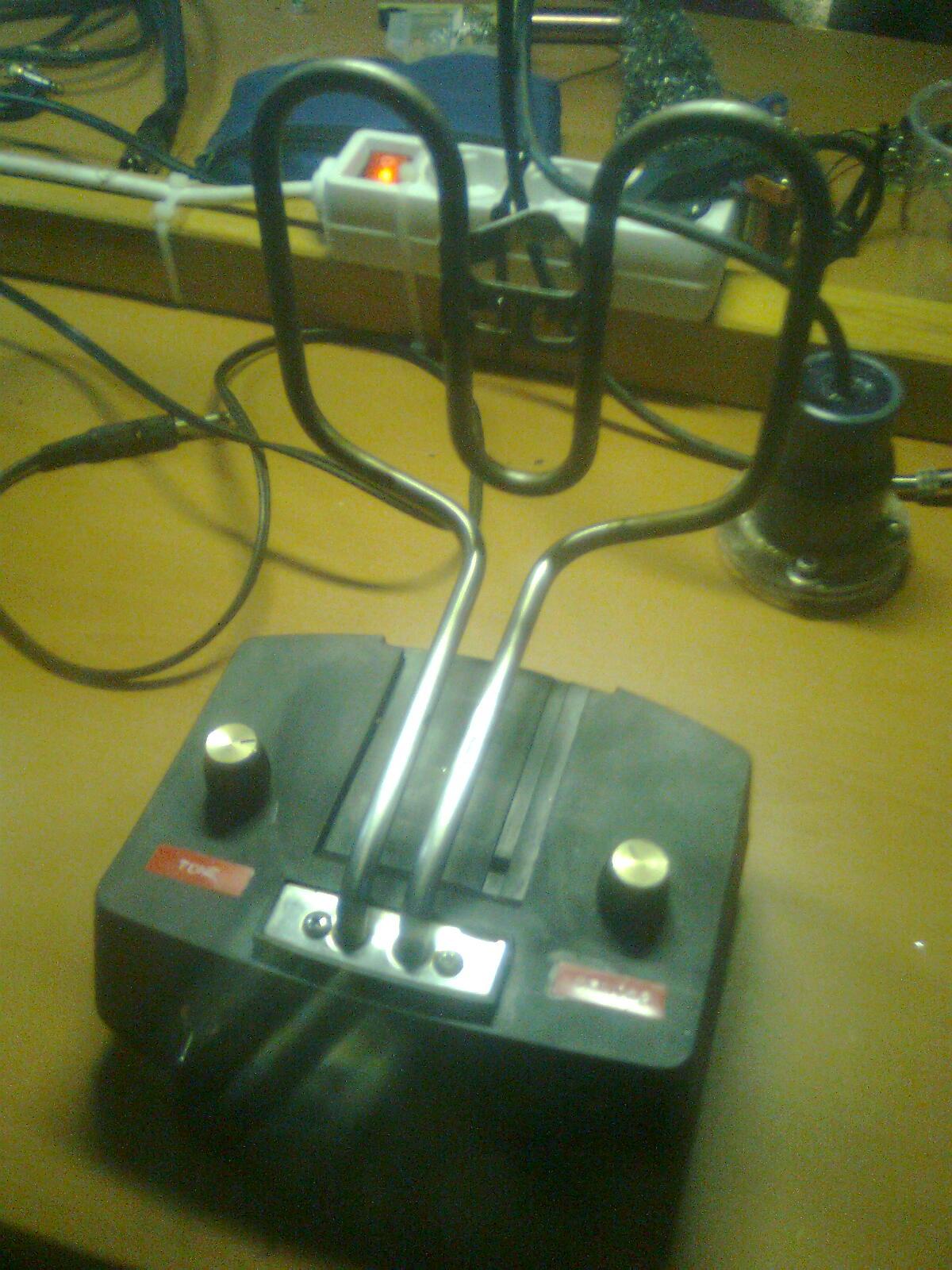 Electronic Jam Circuit