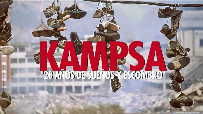 """Proyección del documental """"Kampsa 20 años de sueños y escombros"""""""