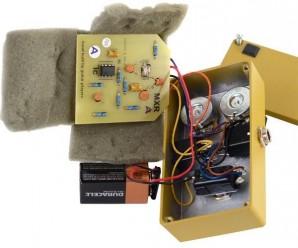 Construye tu propio pedal de Distort.