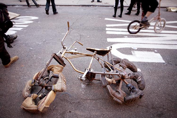 bike kill 2012