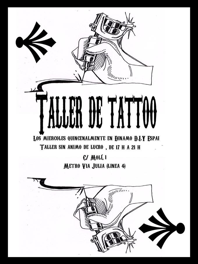 Taller de Tattoo