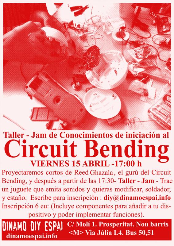 Iniciació al Circuit Bending