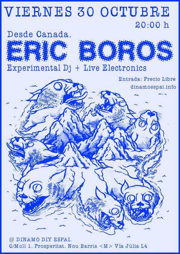 ERIC BOROS Live