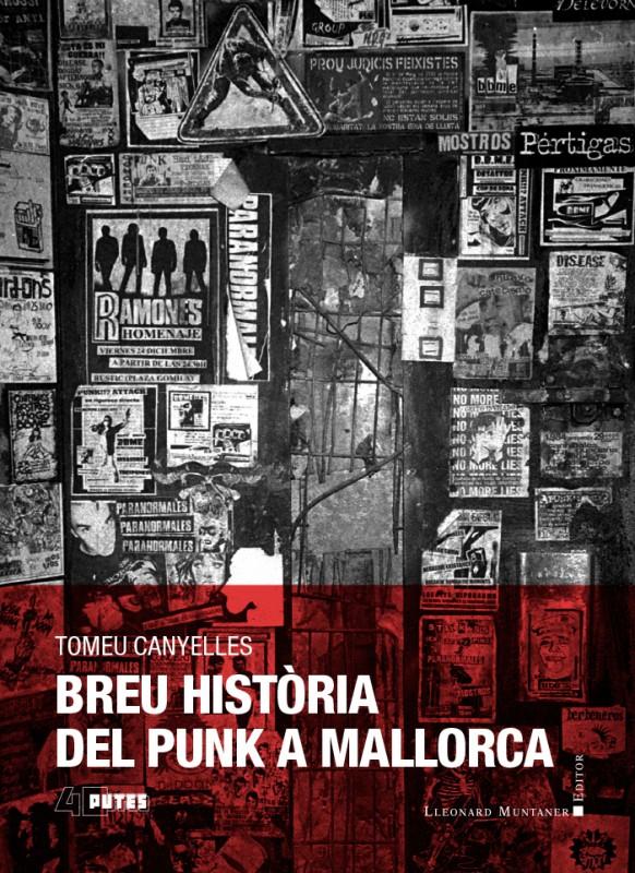 """Presentación del Libro """"Breu història del punk a Mallorca"""""""