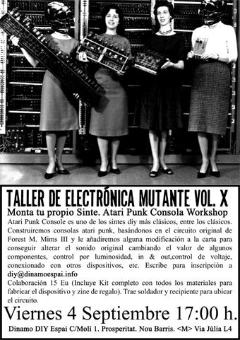 Electrónica Mutante Vol 10