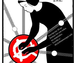 Anarquía elèctrica amb Constança Piña. Taller